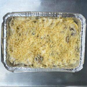 Spoons Fed Chicken Tetrazzini