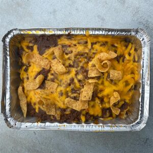 Texas Frito Chili Pie