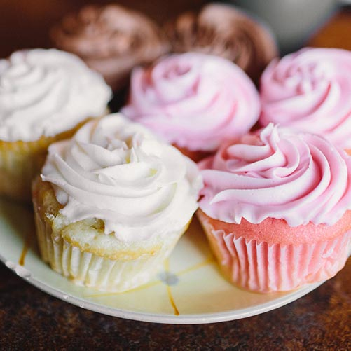 Spoons Fed Cupcakes