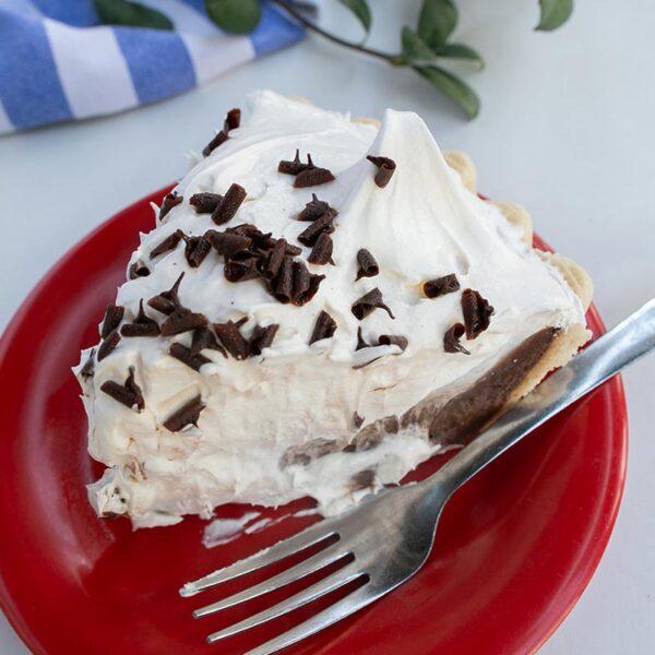 Spoons Fed Chocolate Pie