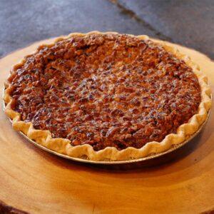 Spoons Fed Pecan Pie