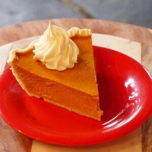 Spoons Fed Pumpkin Pie
