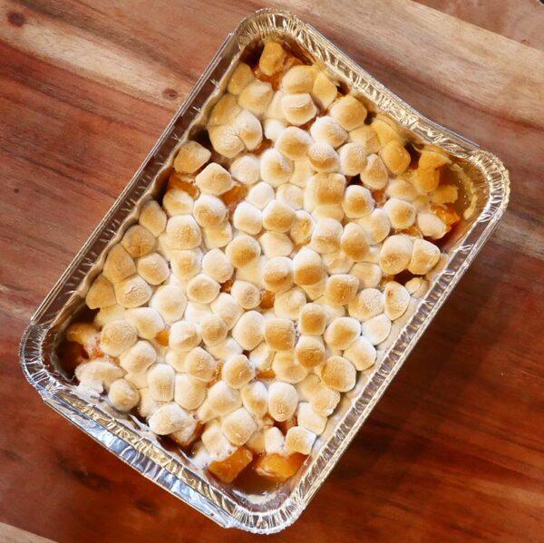 Spoons Fed Sweet Potato Casserole