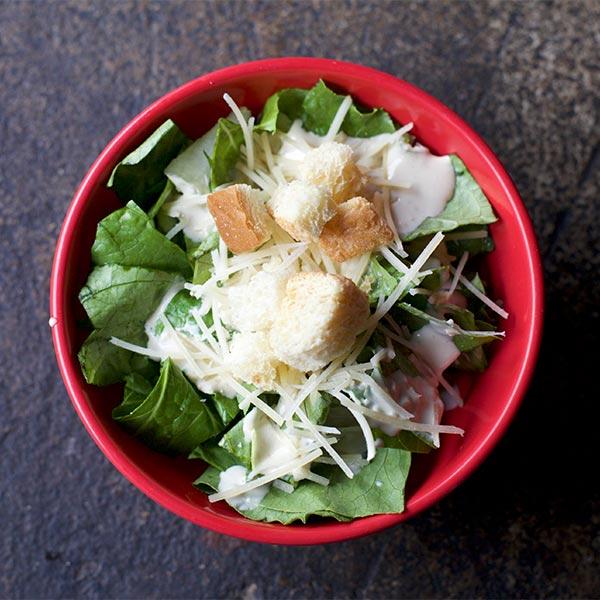 Spoons Fed Caesar Side Salad