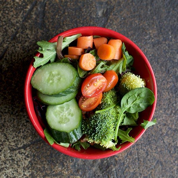 Spoons Fed House Salad