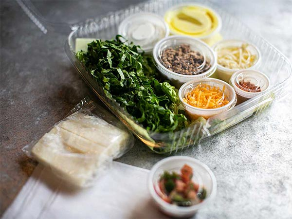 Spoons Fed Taco Salad