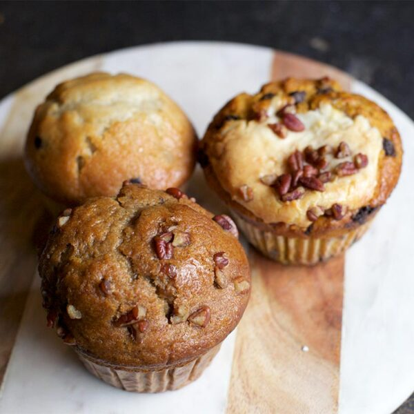Spoons Fed Muffins