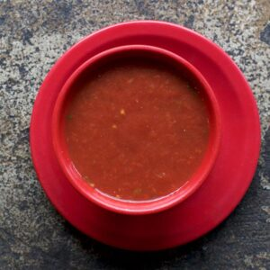 Spoons Fed Salsa